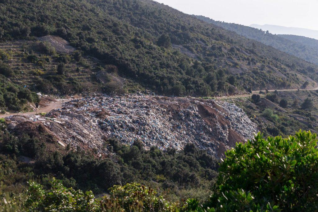 Gradsko smetlište Šćeće