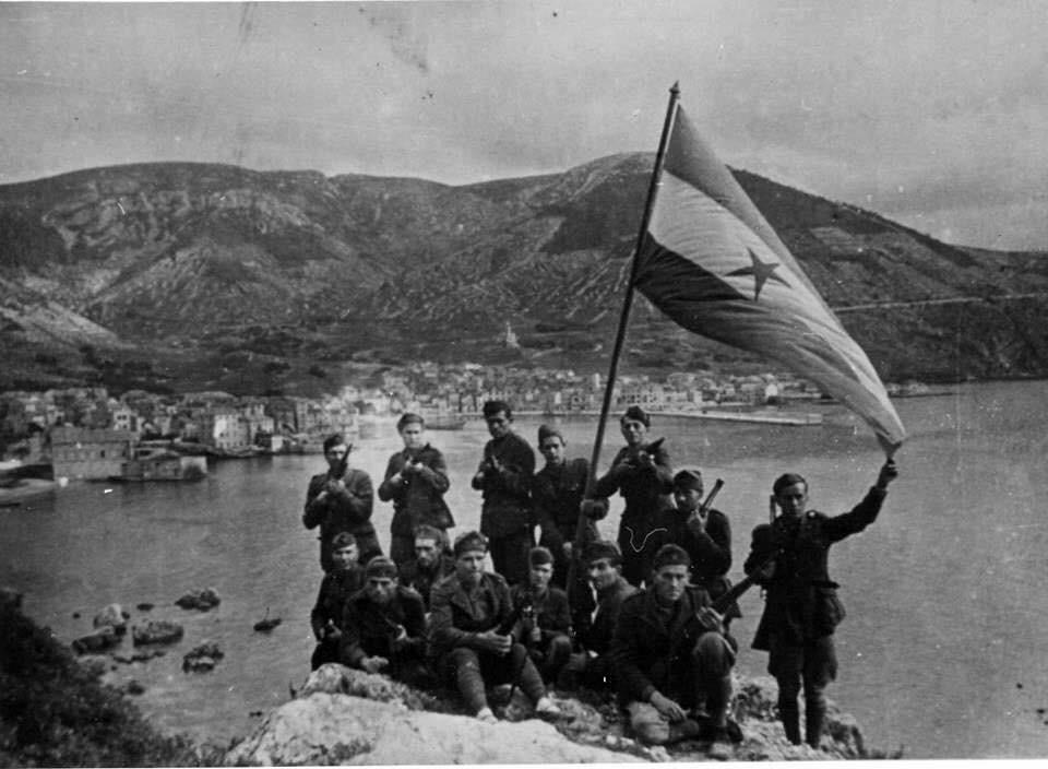 Partizanski logor na Biševu