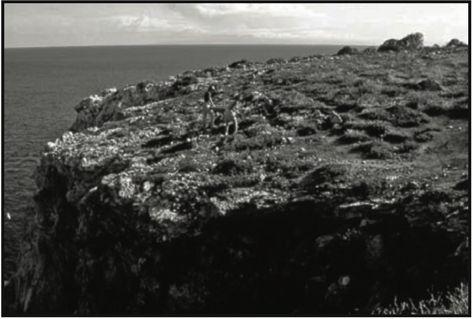 Stjenovite planinske kuće s nalazišta